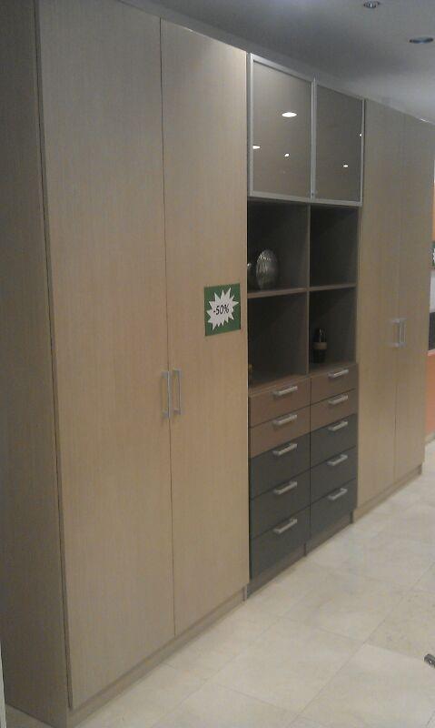 Casa residencial familiar armario 50 fondo 70 cm for Armarios fondo 30 cm