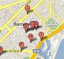 Mapa Tiendas 3P
